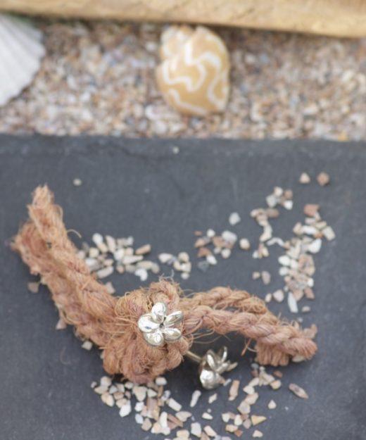 Ohrstecker Blume